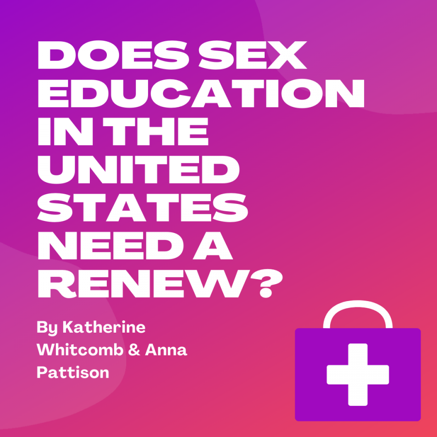 Does sex education in the United States need a renew?