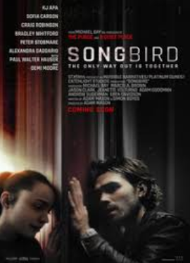 """Songbird"" promotional poster courtesy of:"
