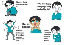 The 5 Stages of Taking a Language Class