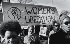 Womens Liberation group marches in protest in support of Black Panther Party, New Haven, November, 1969. David Fenton / Getty Images