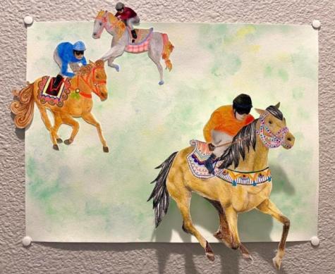 Anna Kims winning artwork